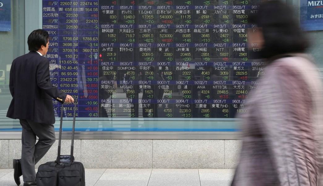Bolsas de Asia Pacífico cierran al alza