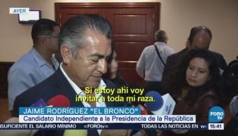 Jaime Rodríguez Calderón Realiza Recorrido Xochimilco