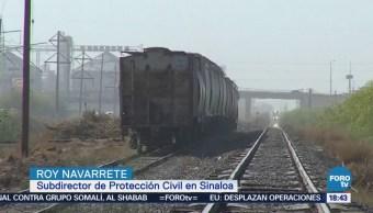 Buscan Evitar Accidentes Ferroviarios Sinaloa