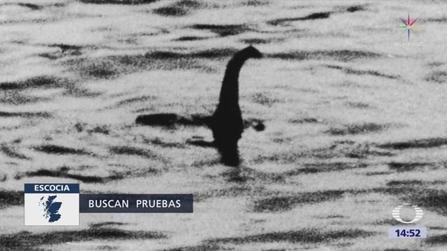 Buscan pruebas del famoso monstruo del Lago Ness