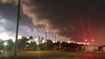 Depresión Alberto avanza en Alabama; causa fuertes lluvias
