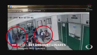 Cámaras Captan Mujer Bebé, Extraviada Acapulco