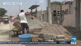 Cancelan Fiestas Patronales Tras Sismo Septiembre Juchitán, Oaxaca