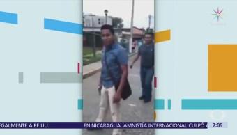Candidato del Verde en Veracruz justifica a escolta