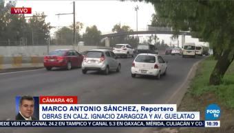 Cerrarán Avenida Ignacio Zaragoza Reencarpetamiento Tráfico