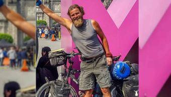 fiscalia chiapas trabaja policía alemana esclarecer presunto asesinato ciclista