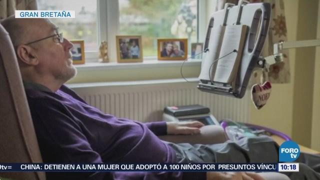 Científico en Reino Unido retoma lucha por morir dignamente