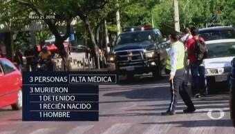 CJNG busca desestabilizar Jalisco asegura gobernador
