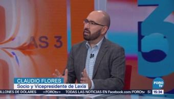 Claudio Flores Habla Sobre Formato Debate Próximo Domingo