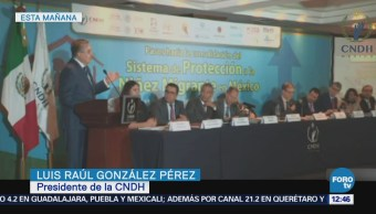 CNDH: Menores migrantes también corren peligro en EU