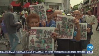 Colombianos México Esperan Llegue Paz Colombia