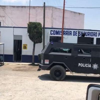 Investigan participación de policías de San Martín Texmelucan en desapariciones y asesinatos