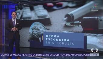 Cómo operaba Guerreros Unidos para enviar droga hacia Estados Unidos