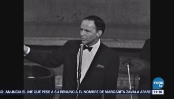 Conociendo al gran Frank Sinatra