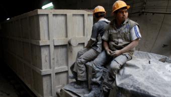 Producción industrial en México se mantiene durante marzo