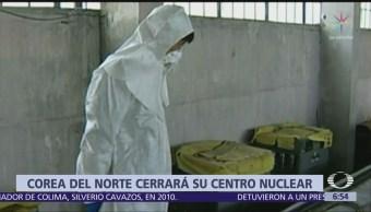 Corea del Norte desmantelará planta donde hace pruebas nucleares