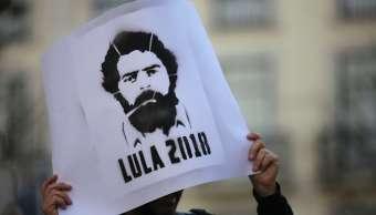 Corte Suprema Brasil niega recurso libertad Lula