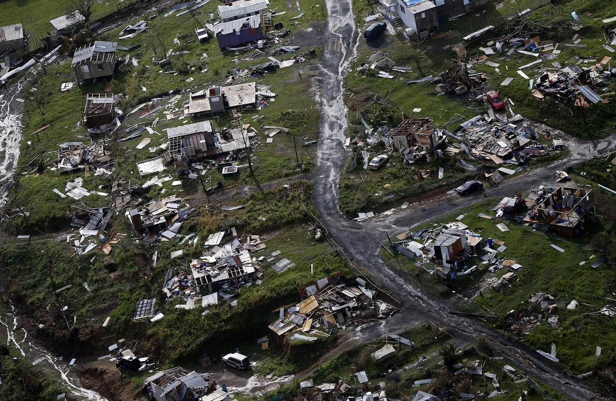 Huracán María dejó 4,600 muertos en Puerto Rico — Estudio