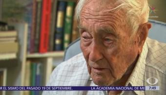 David Goodall, científico australiano y promotor de la eutanasia, muere con asistencia en Suiza
