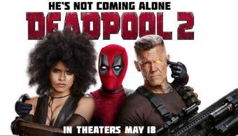 Deadpool 2: Guía de fin de semana