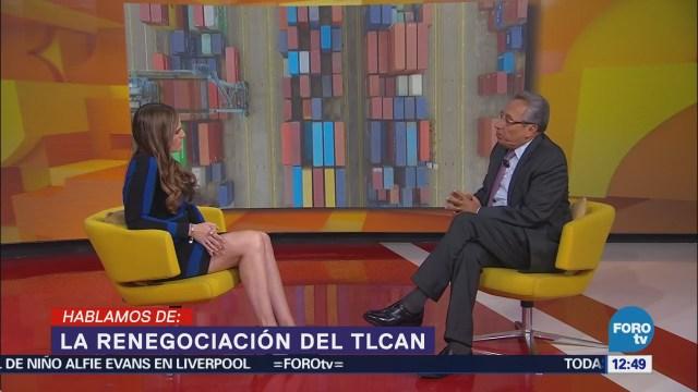 Delegación mexicana mantiene optimismo en la renegociación del TLCAN