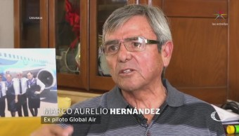 Denuncian Deficiencias Mantenimiento Aeronaves Global Air