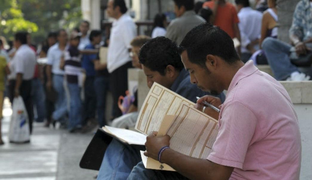 Baja 0.2% el desempleo en México el primer trimestre de 2018