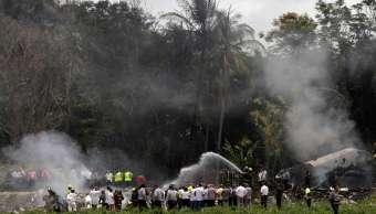 Cancillería activa protocolos de emergencia tras desplome de avión en Cuba