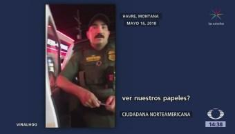 Detienen Dos Norteamericanas Hablar Español