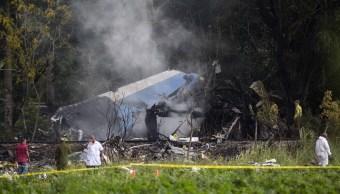 Díaz-Canel asegura que respuesta cubana accidente aéreo fue inmediata