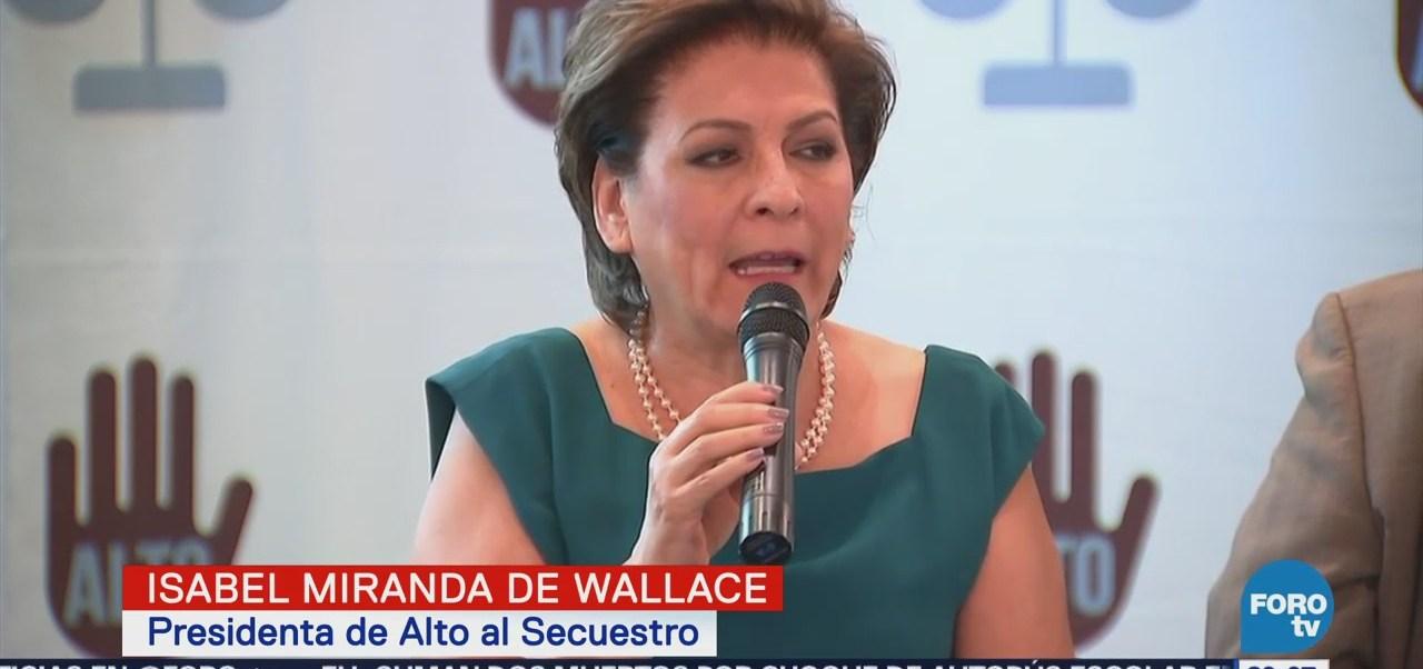 Disminuye Secuestro México Organización Alto Wualas