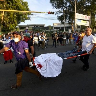 Disturbios en Nicaragua dejan dos muertos y decenas de heridos