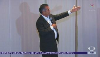 'El Bronco': Fepade decidirá sobre firmas para candidatura