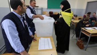libano celebra primeras elecciones parlamentarias nueve anos