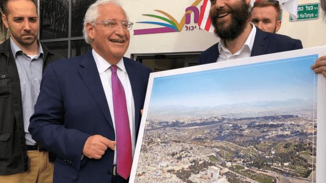 Surge polémica por foto editada de templo judío