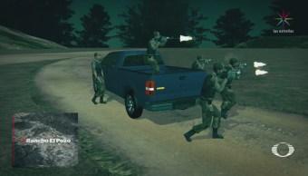 Emboscada Tres Militares Muertos Guerrero Coyuca
