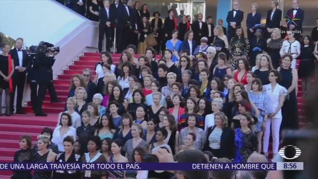 En Cannes, mujeres cineastas se pronuncian a favor de la equidad de género