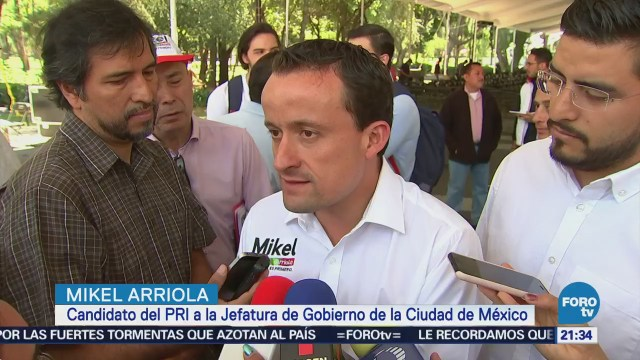 Coyoacán Mikel Arriola Propone Combate Narcomenudeo