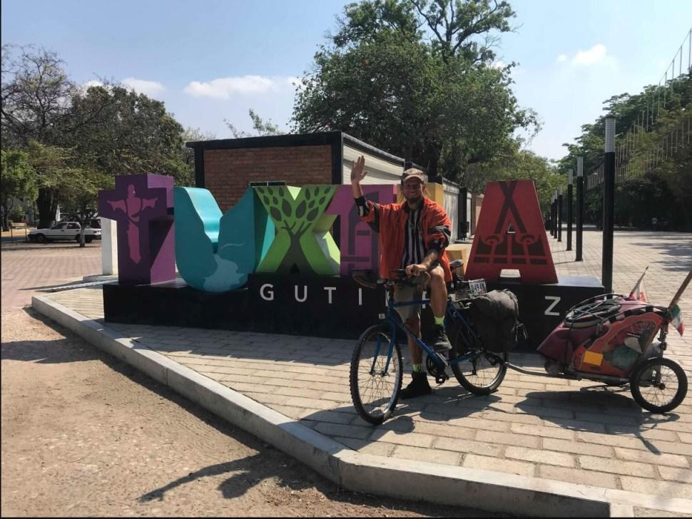 Encuentran cuerpo de ciclista polaco desaparecido en Chiapas