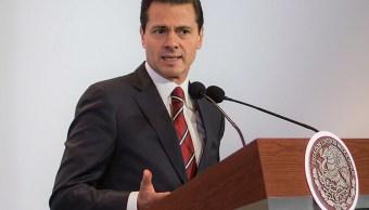 Peña Nieto expresa sus condolencias a familiares de mexicanos fallecidos en Cuba