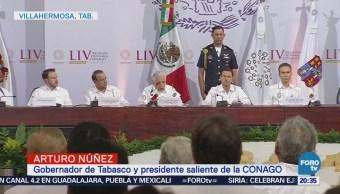 EPN pide a miembros de la Conago multiplicar