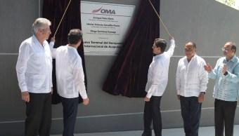 EPN inaugura terminal aérea en Acapulco Guerrero