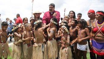 Estados Unidos pide renuncia presidente Nicolás Maduro
