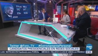Analizan Páginas Facebook Candidatos Presidenciales Estrictamente Personal