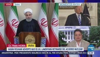 Eu Reinstala Sanciones Económicas Contra Irán