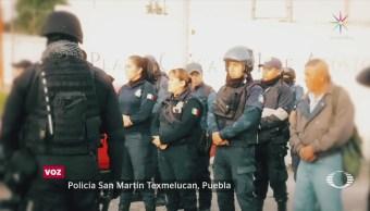 Exigen que se investigue al alcalde de San Martín