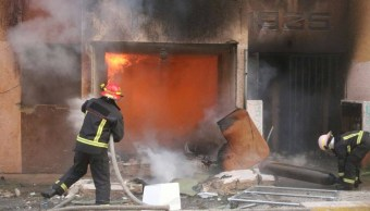 Explosión daña varios edificios en Zapopan, Jalisco