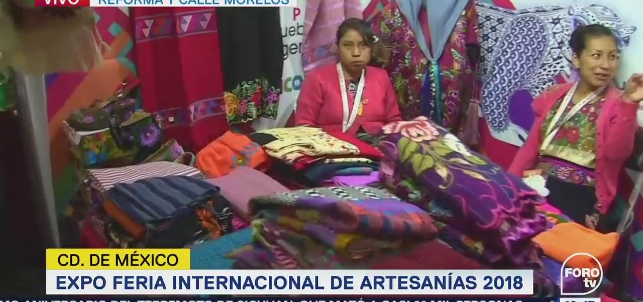 Expo Feria Internacional Artesanías 2018