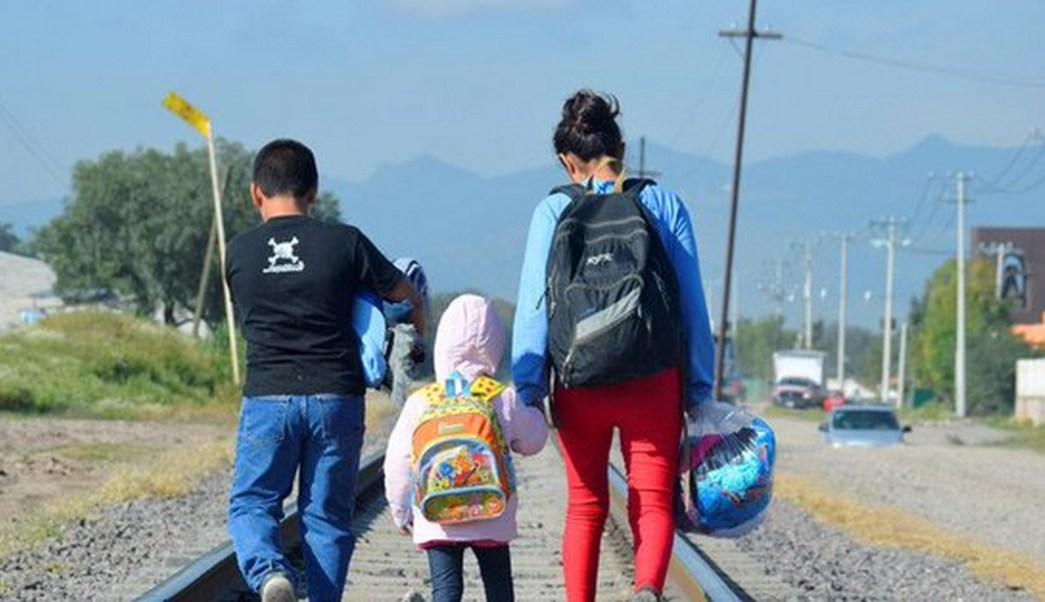 Extranjeros, sin posibilidad de tramitar refugio en México