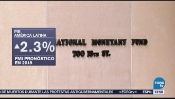Factores externos podrían afectar el crecimiento de Latinoamérica